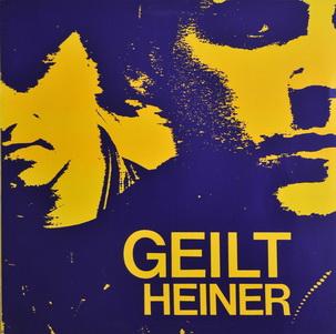 Geilt Heiner LP front 1
